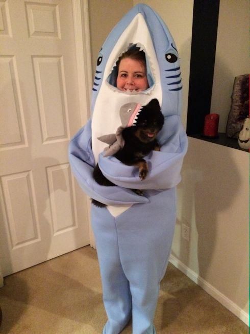 Shark Halloween