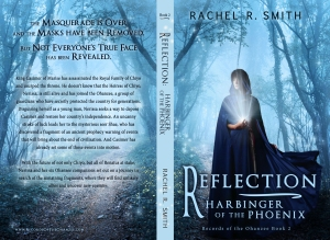 Reflection: Harbinger of the Phoenix Paperback Cover