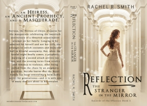 Reflection: The Stranger in the Mirror Paperback full wrap