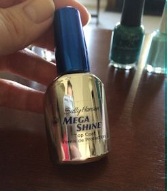 Sally Hansen Mega Shine
