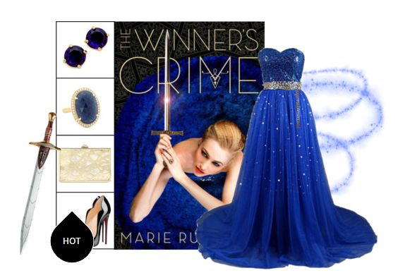 Winners Crime Book Look