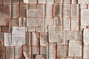 unsplash books