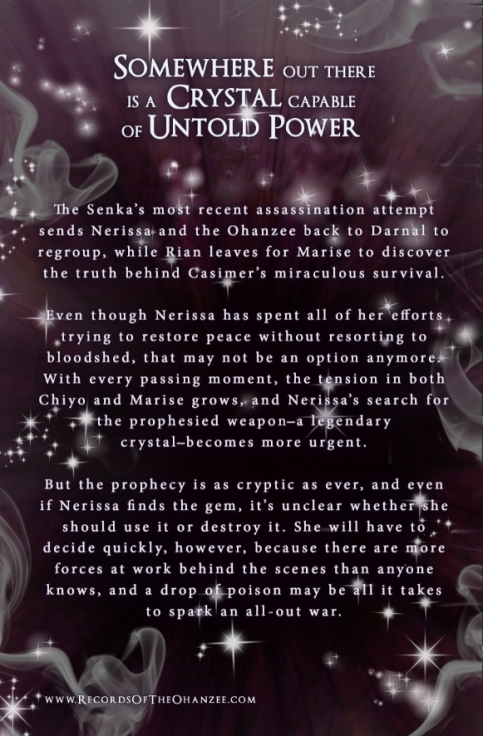 book 6 blurb